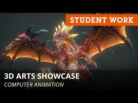 Student Work Showcase: Computer Animation | Full Sail University