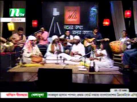 "OCT'12 - Tirodhan of Fakir Lalon Shah ""মনের কথা বলবো কারে"" Part 2/5"