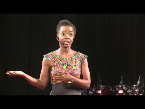 Being the real me without apology | MaameYaa Boafo | TEDxAcc