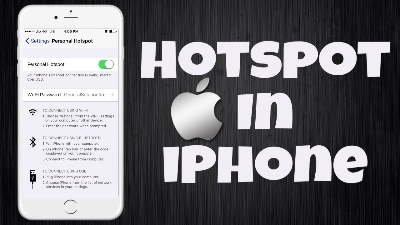 personal hotspot iphone hotspot in iphone solved how to activate personal 12767