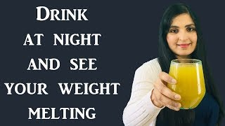 How to Lose Weight Fast   Lose 15 KGS   Natural Fat Burner Detox Drink   Detox Water Recipe