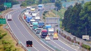 高速道路の先頭固定(低速誘導)