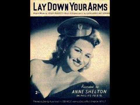 Lay down your arms - Anne Shelton tribute (cover)