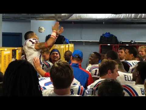 LATech Fight Song after FIU win 2013