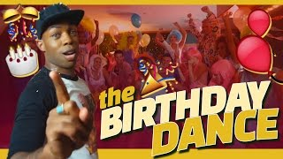 The Birthday Dance by Todrick Hall (#TodrickMTV)