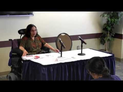 Human Rights and Disability Speaker Series -Judith Heumann