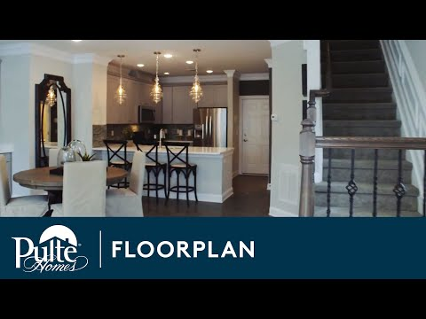 New Homes by Pulte Homes – Murray Hill Floor Plan