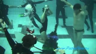 Underwater New Year 2013