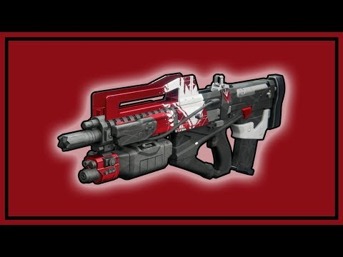 Destiny 2: Datto's Thoughts On Redrix's Broadsword - Worth The Grind?