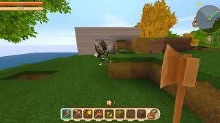 Siege on Castle Steve - Minecrafts video by J!NX