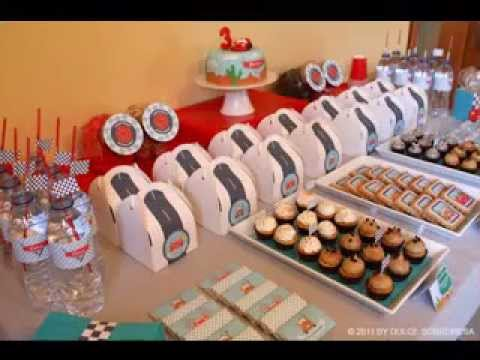 Cars movie themed birthday party food ideas for disney cars diy disney cars birthday party decorating ideas solutioingenieria Image collections