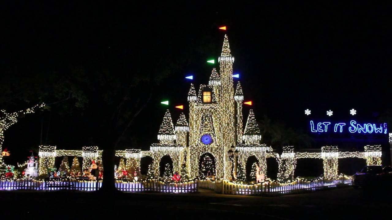 Christmas In Sarajevo.Christmas Sarajevo Christmas Castle 2015