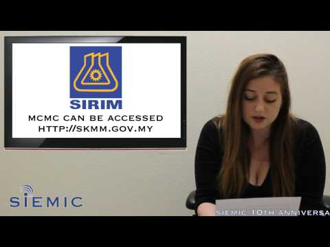 SIEMIC News - The Malaysian Wireless/ Telecom Compliance Organizations
