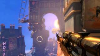 BioShock: Infinite Gameplay Trailer [HD]