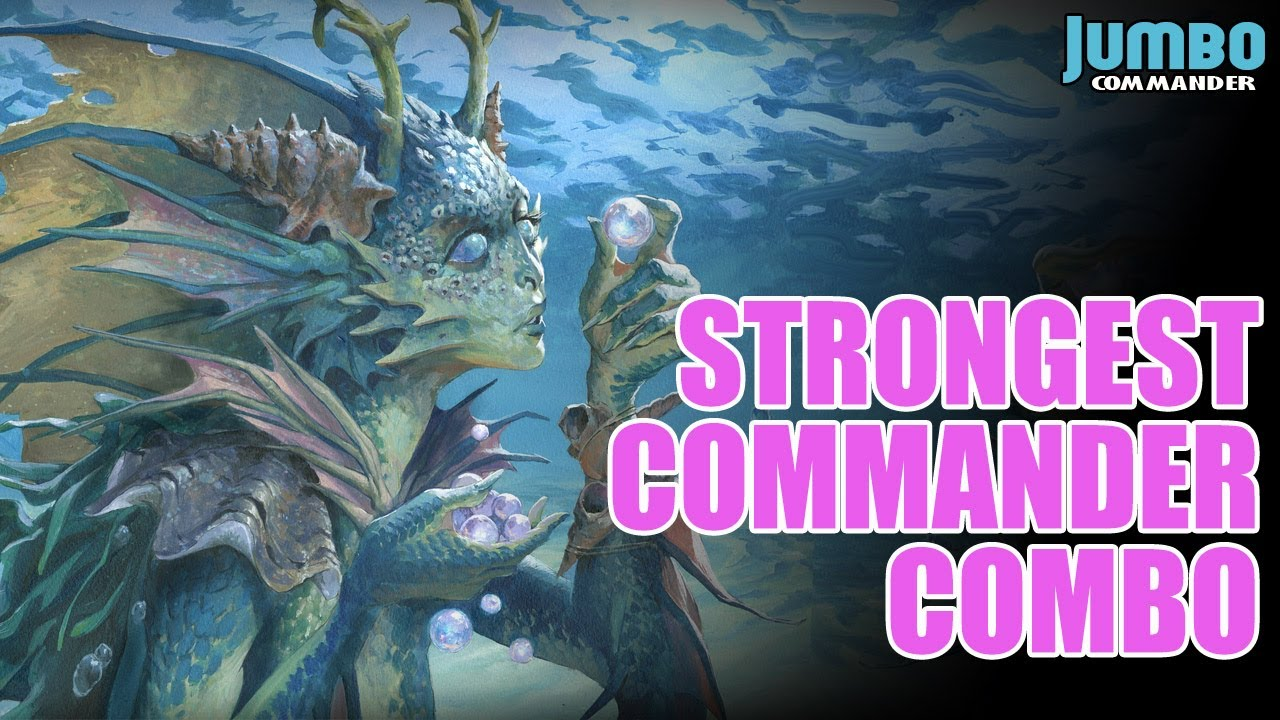 Strongest Combo in Commander #Shorts