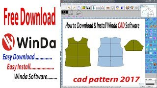 Winda Software Free Download | Free Download Winda CAD | Winda Download & Install