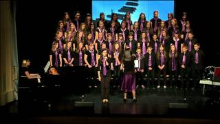Oh happy day - Choir - Primary music school in Vukovar - Croatia