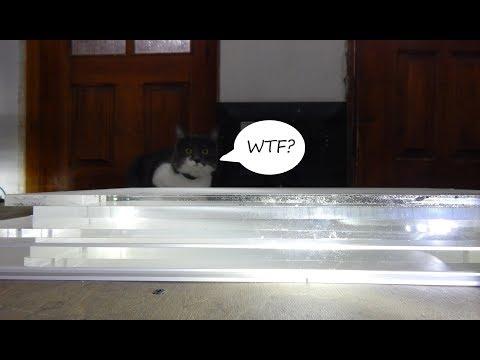 Где бесплатно взять оргстекло? Where To Get Plexiglass?