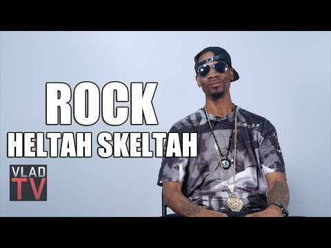 Rock of Heltah Skeltah on Meeting Sean Price, Sean Being Crazier than Him (Part 1)