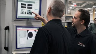 Laser Welding with IPG's Wobble Head & Multi-Axis
