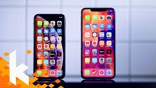 MAXimal überteuert? iPhone Xs Review!