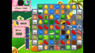 Candy Crush Saga: Level 198 (No Boosters) iPad 4