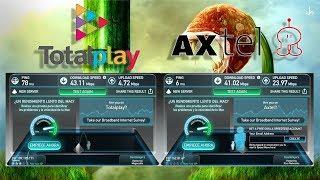Axtel Vs Total Play   Que Internet Es Mejor? | Tebsaygaming