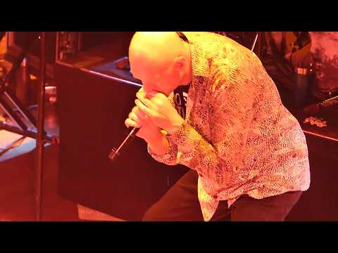 Midnight Oil - Truganini/My Country - Cleveland 2017 - HD