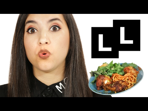Thumbnail: Women Try The Worst First Date Foods ᛫ Ladylike