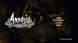 Amnesia : A Machine For Pigs Part 3 PS4 720p