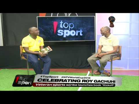 Veteran Journalist Roy Gachuhi Reflects On His Career And The State Of Local Sports