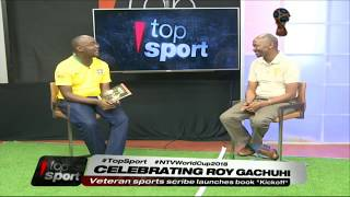 Gambar cover Veteran journalist Roy Gachuhi reflects on his career and the state of local sports