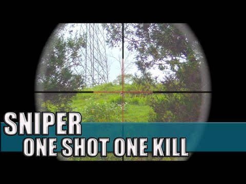 Game Play Sniper - DF12 G Tasca