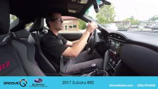 2017 Subaru BRZ walkaround demonstration and test drive
