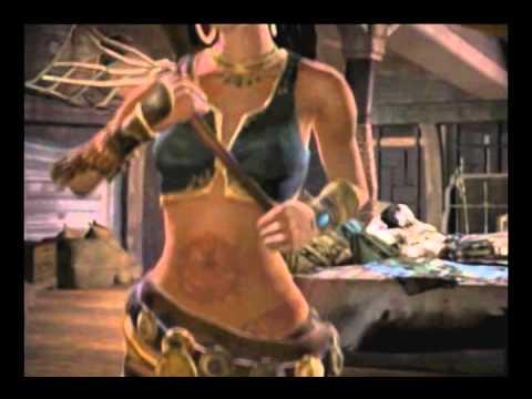 Conan the barbarian sex scene pic 91
