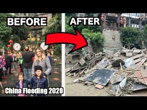 China Flooding 2020, CHONGQING | Vlog 16