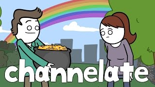 Explosm Presents: Channelate - Shortie Shorts 04 St. Paddy's Day thumbnail