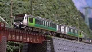 【Nゲージ鉄道模型】JR東日本 HB-E300系リゾートビューふるさと