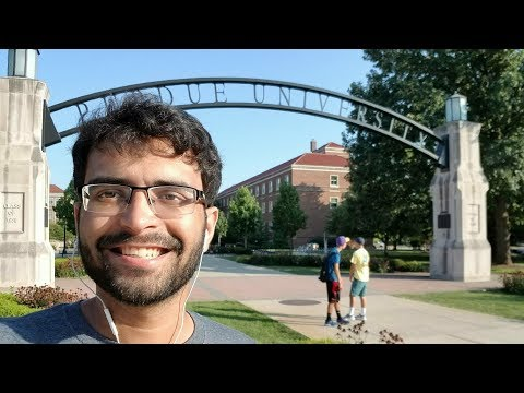 CAMPUS TOUR | PURDUE UNIVERSITY