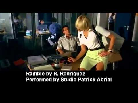 Taxi 1 music: Ramble (Performed by Studio Patrick Abrial)