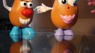 Mr & Mme Patate - stop motion