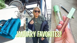 JANUARY 2020 FAVORITES | Travel Accessories I'm Loving + Fashion & Beauty Obsessions