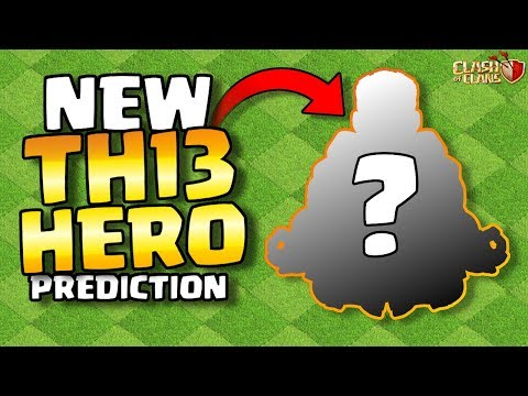 Did We Discover The NEW Town Hall 13 Hero In Clash Of Clans?