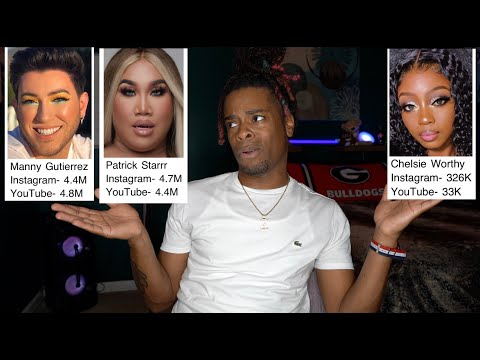 DRAMA ALERT! MannyMUA & PartrickStarrr get called out by WVRTHY, TRAYBILLS vs AIRI   MessyMonday thumbnail
