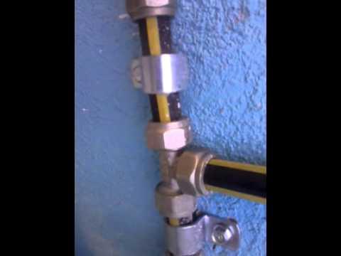 Instalacion durman youtube for Instalacion de gas lp