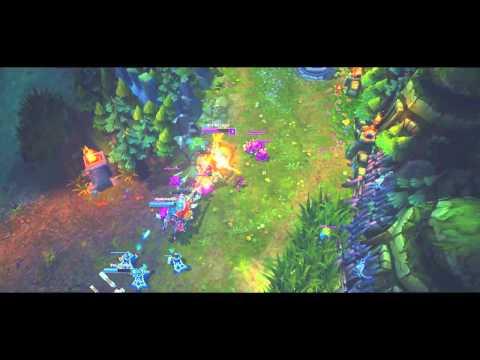 Rektify League of Legends Montage SG