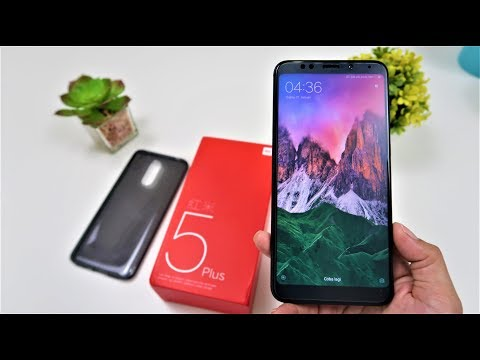 Unboxing Xiaomi Redmi 5 Plus Indonesia - Warna Black!!