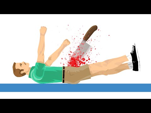 HE WILL NEVER HAVE BABIES AGAIN! (HAPPY WHEELS #102)