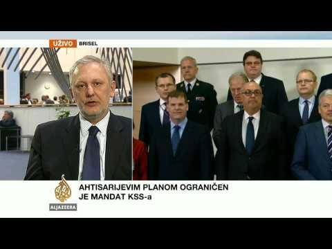 Davor Božinović o kosovskim snagama na sjeveru - Al Jazeera Balkans