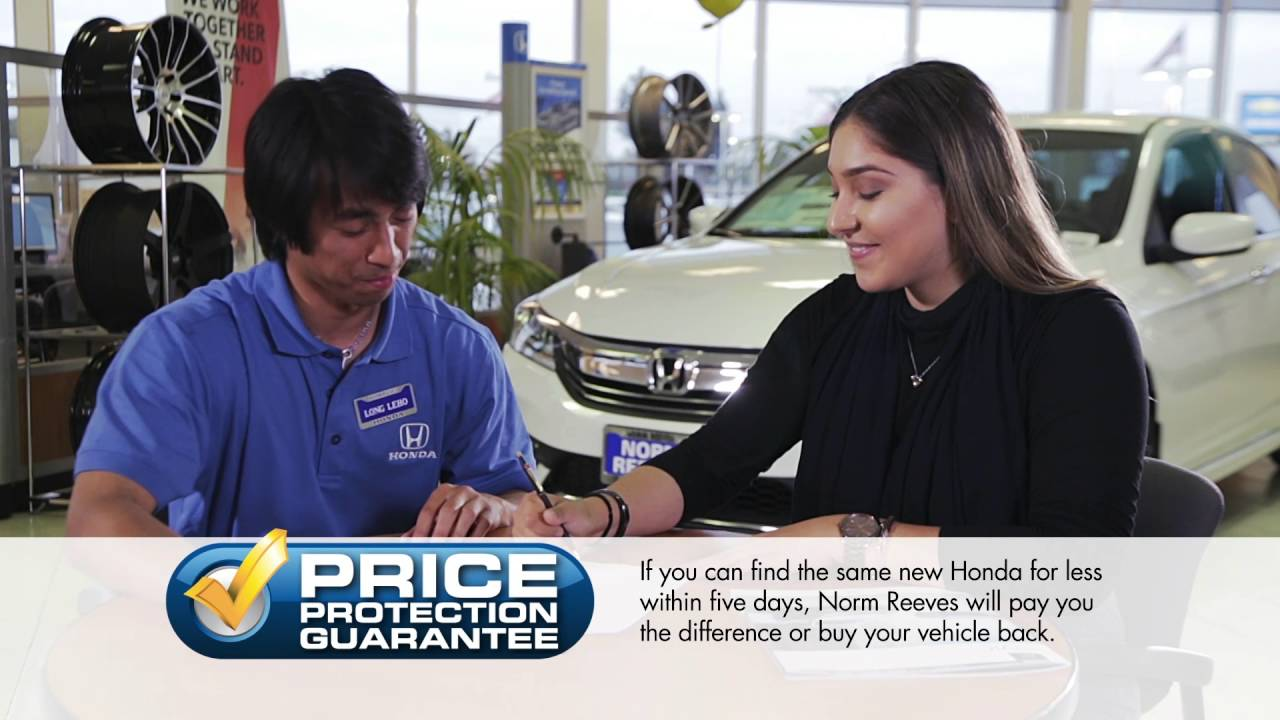 Norm Reeves Honda Irvine   Evergreen